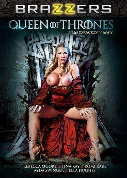 [18+] Queen Of Thrones: A Brazzers XXX Parody