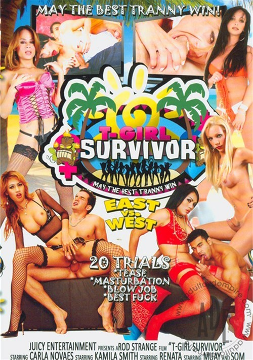 [18+] T-Girl Survivor: East Vs. West