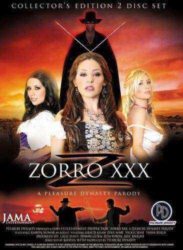 [18+] Zorro XXX: A Pleasure Dynasty Parody