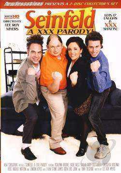 [18+] Seinfeld: A XXX Parody