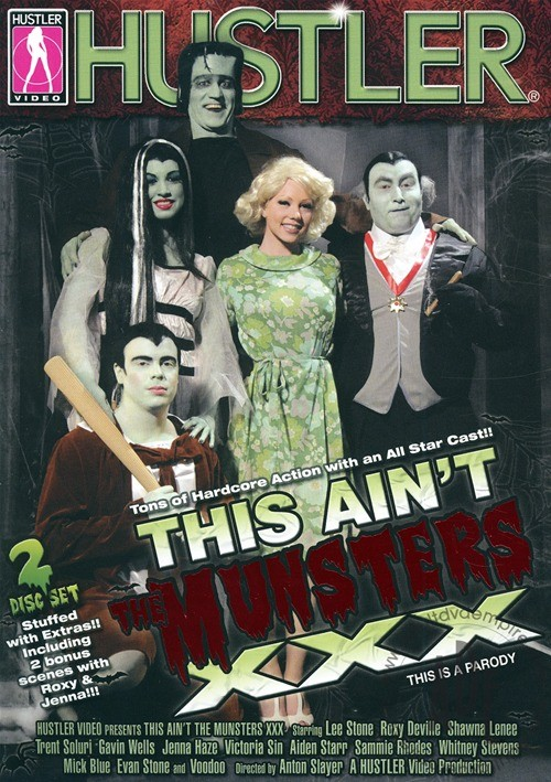 [18+] This Ain't The Munsters XXX: This Is A Parody