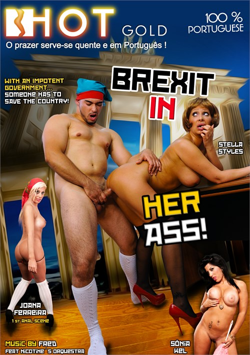 [18+] Brexit in Her Ass