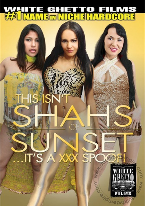 [18+] This Isn't Shahs...It's A XXX Spoof!