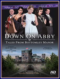 [18+] Down On Abby: Tales From The Bottomley Manor