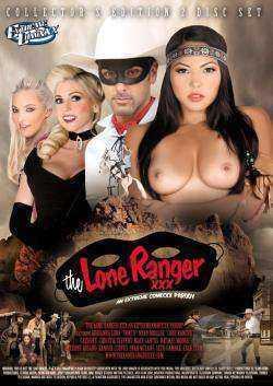 [18+] The Lone Ranger XXX: An Extreme Comixxx Parody