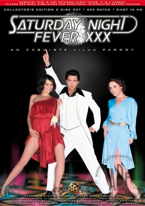 [18+] Saturday Night Fever XXX: An Exquisite Films Parody