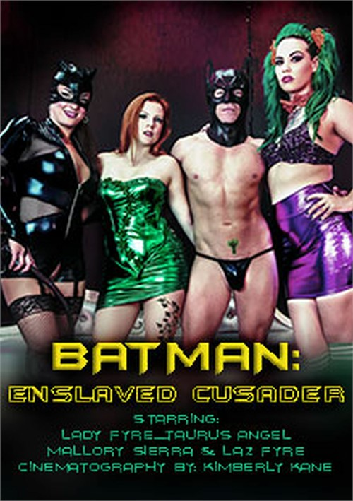 [18+] Batman: Enslaved Crusader